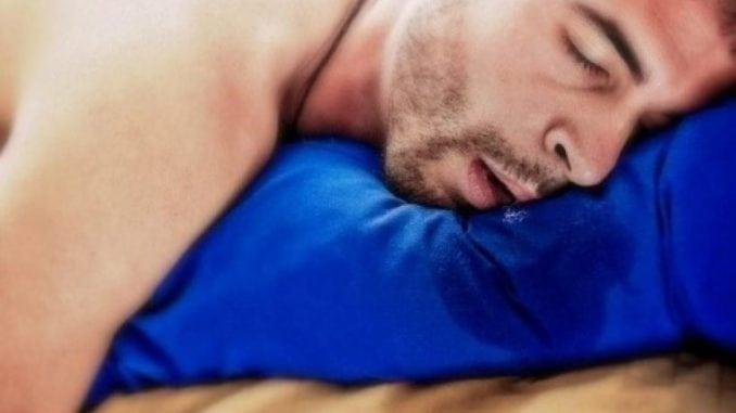 Uyurken ağızdan salya gelmesi sebepleri