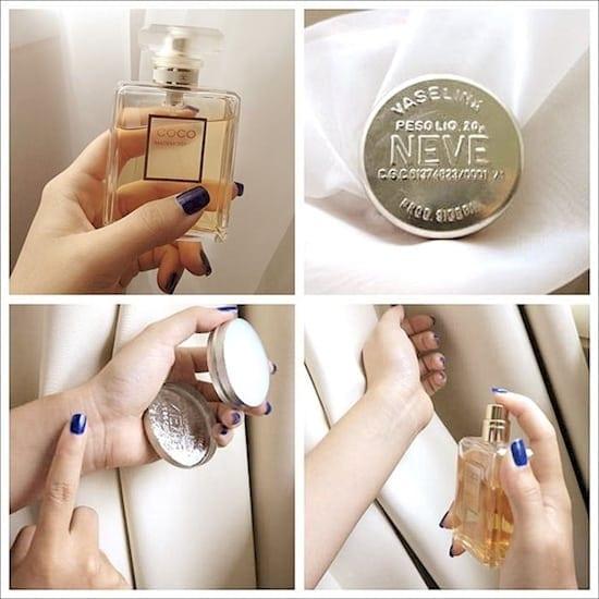 kalıcı parfum