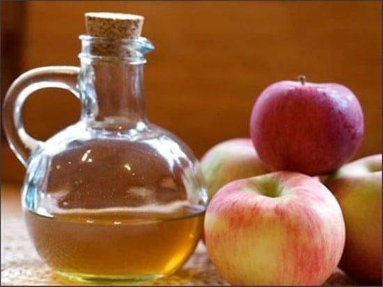 elma sirkesi cilt bakımı