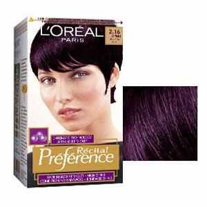 Loreal Recital Preference Yeni Saç Boyaları Renk Kataloğu