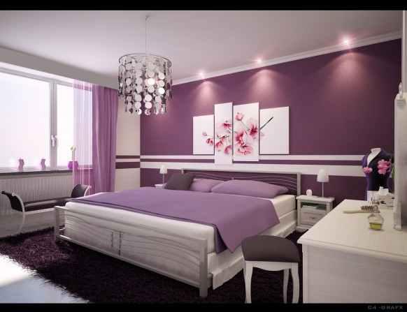 Huzurlu ve Keyifli Yatak Odaları