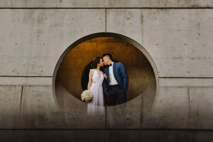 Photoshop Olmadan Harika Düğün Fotoğrafları Çekmek